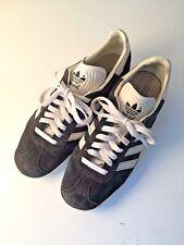 Vintage Adidas Gazelle  UK 7.5  US 8  EU 41 1/3 old school hip hop b-boy retro