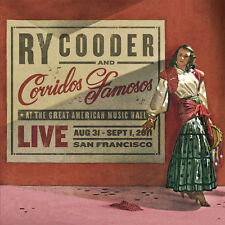 Ry Cooder, Ry Cooder - Live in San Francisco [New CD]