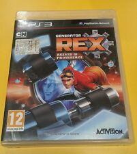 Generator Rex Agente di Providence GIOCO PS3 VERSIONE ITALIANA