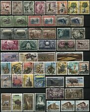 South West Africa Postage Stamp Collection SWA British Commonwealth Used Mint LH