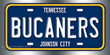 East Tennessee State University Buccaneers Johnson City Tennessee NCAA License P