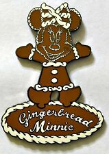 DISNEY AUCTIONS pin Gingerbread Minnie LE 100 DA - Hard to find!
