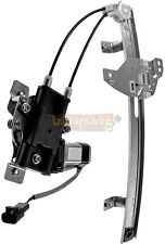 Rear Power Window Regulator Drivers LH w/Motor for 97-05 Buick Century