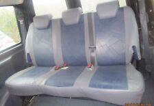 PEUGEOT EXPERT 2006 REAR SEATS REF743