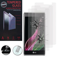 3X Tempered Glass For LG Zero / LG Class Genuine Glass Screen Protector