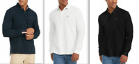 TOMMY HILFIGER Men's Kent Classic Fit Long Sleeve Polo Shirt NWT