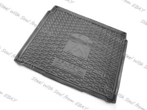 Cargo Trunk Mat for PEUGEOT 2008 II 2020—2021 Custom Fit Tray Boot Liner