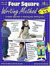 Four Square Writing Method for Grades 1-3 : A Unique Approach to Teaching...