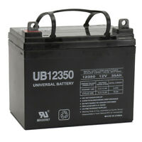 UPG Universal Wheelchair Battery for Pride Mobility Jazzy 1143