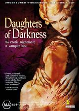 Daughters of Darkness (director's Cut) - Erotic Lesbian Vampire Horror DVD