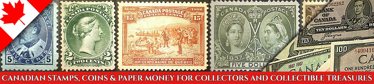 Canada Collects Stamps