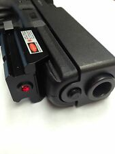 650nm Red Laser/sight fit for PISTOL/Glock17 19 20 21 22 23 30 Mount Rail 20mm#2