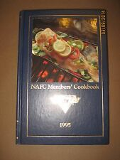 VINTAGE 1995 NORTH AMERICAN FISHING CLUB FRESH & SALT WATER FISH RECIPES NICE!