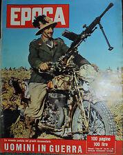 EPOCA N°348/ 02/GIU/1957 * SORAYA A MADRID- LA SIGNORA LINDBERGH- ROCKY GRAZIANO