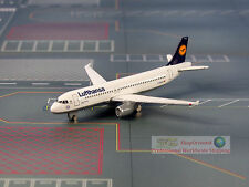Herpa Lufthansa Airbus A320 1:600 Diecast Commercial AirlinesPlane Model 470155