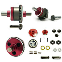 Metal Front Differential Assembly for RC Car 1/12 Feiyue FY-03-02-01 Upgrade Kit