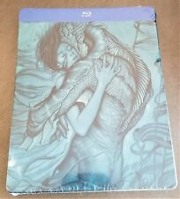 THE SHAPE OF WATER Blu-Ray Exclusive Limited Edition STEELBOOK Sold Out OOP