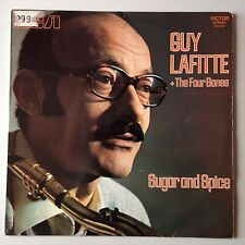 DISQUE 33T GUY LAFITTE SUGAR AND SPICE