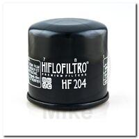 HIFLO Ölfilter HF204 Honda CBF 600 SA ABS PC38, PC43
