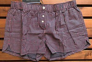 Tommy Hilfiger Women's Sanne Woven PJ Short - Large - 1487903354-409
