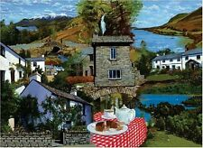 Ravensburger THE BEAUTY OF THE LAKE DISTRICT 1000 Pieces Jigsaw Puzzle Collage