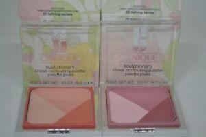 Clinique Sculptionary Cheek Contouring Palette BNIB 9g/0.31oz. ~choose shadow~