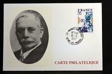 HENRI LIORET  FRANCE CPA Carte Postale Maximum Yt 1909