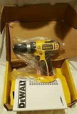 DEWALT 18V COMBI HAMMER DRILL CORDLESS  BODY ONLY, BARE UNIT DC727N