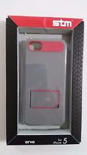 STM Arvo Case for iPhone 5 Black