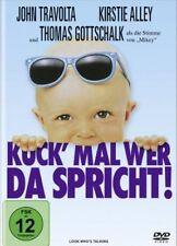 KUCK' MAL WER DA SPRICHT! (John Travolta, Kirstie Alley) NEU+OVP