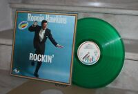 Lp 33 tours Ronnie Hawkins - Rockin'  limited color edition, green