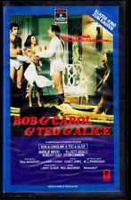"VHS - "" Bob & Carol & Ted & Alice "" (1969) - Natalie Wood - Robert Culp"