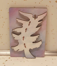 African American Expression/Black Americana 2 D Magnet/Angels 2/Religious