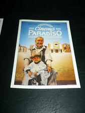 Cinema Paradiso, film card [Philippe Noiret]