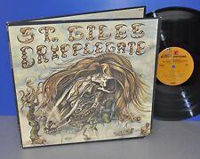Jack Nitzsche St. Giles Cripplegate USA '72 Reprise beautiful Cover Vinyl LP TOP