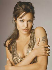 Angelina Jolie A3 260GSM POSTER PRINT