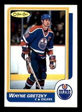 1986-87 O-Pee-Chee #3 Wayne Gretzky Oilers NM-MT (ref 20263)