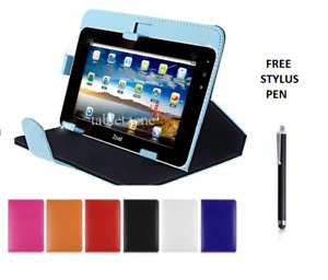 Universal 10 Inch Flip folio case Stand folding cover for Samsung Galaxy Tablet