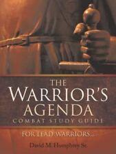 The Warrior's Agenda Combat Study Guide (Paperback or Softback)