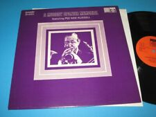 Muggsy Spanier feat. Pee Wee Russell / A Muggsy Spanier Memorial (UK) - LP