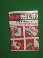 3-Pack Peel Press 'n' Mount -5x7 Photo Mounts