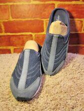 Easy Spirit Womens Traveltime Shoes SZ US 9M NAVY Clogs Mules Slip On Mesh 2346