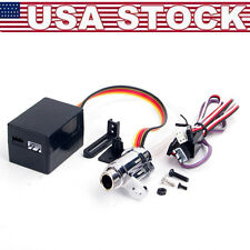 1/10 Electronic Simulation Smoke Exhaust Pipe Tubing Parts For RC 1:10 Model Car
