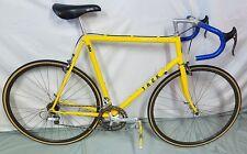 Vintage Trek early 80s road racing bike