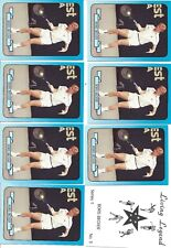 Boris Becker Legends Tennis card lot of 18