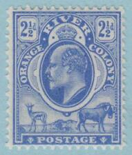 ORANGE RIVER COLONY 64 MINT NEVER HINGED OG ** NO FAULTS VERY FINE