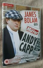 ANDY CAPP the complete series. James Bolam. uk region 2 DVD - EXCELLENT CON