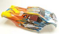 Carson Ersatzteil X10NB/NT 500800087 Karosserie Rock Warrior Nitro CRT®