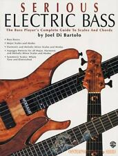 Serious Electric Bass : The Bass Player's Complete Guide Chords Joel Di Bartolo