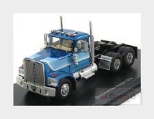 Diamond Reo Rider Tractor Truck 3-Assi 1974 Light Blue NEOSCALE 1:64 NEO64090 Mo
